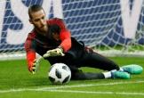 De Gea chưa cản phá lần nào tại World Cup 2018