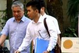 Nguyên Phó Thống đốc – bị cáo Đặng Thanh Bình tự đến hầu tòa
