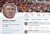 Donald Trump mất 100.000 người theo dõi Twitter trong 15 phút