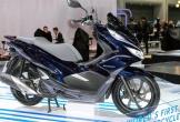 Honda PCX Hybrid sắp bán tại Thái Lan