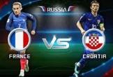 Những điều cần biết về Chung kết Pháp - Croatia