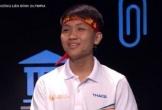 Nam sinh Quảng Bình dẫn đầu 'đoàn leo núi' sau vòng thi Khởi động