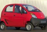 Ngừng sản xuất mẫu xe rẻ nhất thế giới Tata Nano