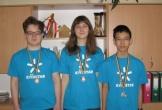 Học sinh gốc Việt mang về huy chương vàng Toán quốc tế cho Ukraina