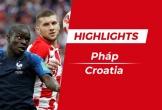 Highlights Pháp 4-2 Croatia: Griezmann, Pogba và Mbappe ghi bàn