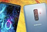 Samsung Galaxy S10 sẽ có cảm biến vân tay dưới màn hình
