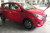 Toyota Wigo về Việt Nam,