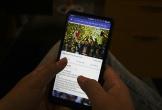 Việt Nam vào top 5 tương tác World Cup nhiều nhất trên Facebook