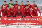 Danh sách U23 Việt Nam dự Asiad 2018: Chờ thầy Park