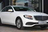 Mercedes-Benz nâng cấp E200 2018, giá bán không đổi 2,1 tỷ đồng