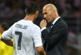 Sau C.Ronaldo, Juventus tính mời Zidane