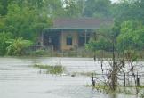 Hàng trăm hộ dân bị cô lập trước giờ bão Sơn Tinh đổ bộ