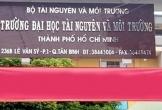 Nhiều sai phạm tại Trường Đại học Tài nguyên và Môi trường TP Hồ Chí Minh