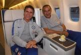 Zola làm trợ lý HLV ở Chelsea