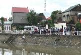Phát hiện thi thể người đàn ông nổi trên kênh giữa lòng TP Vinh