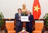 Việt Nam hỗ trợ Nhật Bản hơn 2 tỷ đồng khắc phục hậu quả mưa lũ
