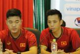 Đội trưởng U23 Việt Nam: Ông Park chọn Xuân Trường hay Văn Quyết?