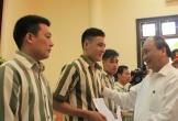 Thủ tướng yêu cầu chuẩn bị cho đợt tha tù trong tháng 8