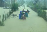 Chiều nay, Quảng Bình và Quảng Trị tiếp tục có mưa to