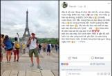 Vác điếu cày ngang dọc châu Âu, ông bố U60 thu hút gần 30 nghìn lượt like vì quá chất