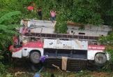 Xe khách lao xuống vực, 3 người tử vong