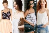 4 kiểu trang phục dành riêng cho nàng ngực nhỏ