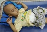 Mẹ bật khóc xin cứu con trai ung thư đau đớn