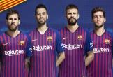 Messi được chọn là tân đội trưởng của Barcelona