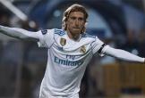Modric chọn ở lại Real Madrid
