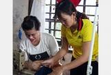 Xưởng may của những người khuyết tật