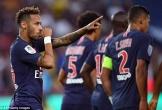 Neymar nổ súng, PSG đại thắng ngay ra quân