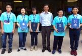 5 học sinh chuyên Trần Đại Nghĩa giành huy chương Olympiad Toán học
