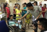 Vụ xe rước dâu gặp nạn: Hai bệnh nhân nhi đã hồi phục hoàn toàn