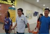Bố tiền vệ Xuân Trường tới Indonesia cổ vũ cho con