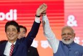 Đối trọng TQ, Nhật đổ 70% viện trợ vào Ấn Độ - Thái Bình Dương