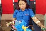 Quảng Bình: Nữ Bí thư Đoàn 24 lần hiến máu tình nguyện