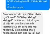 Người tuyển nhân sự tuyên bố thẳng thừng không có 3000 bạn Facebook là không cởi mở, dân mạng 'ném đá' rầm rầm