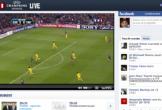 Facebook tiếp tục mua bản quyền truyền hình Champions League