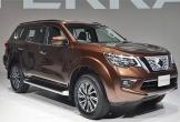 Nissan Terra giá từ 39.600 USD tại Thái Lan - đối thủ Fortuner