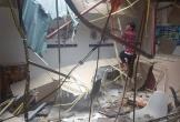 Đứt cáp cần cẩu ở Hà Nội, hai người bị thương