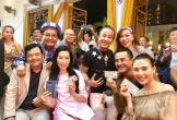 Lương Thế Thành, Thúy Diễm và dàn sao dự lễ giỗ Tổ sớm ở Sài Gòn