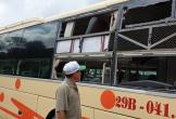 Côn đồ lại tấn công hàng loạt xe du lịch tới Quảng Bình