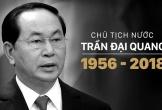Cuba tổ chức quốc tang tưởng niệm Chủ tịch nước Trần Đại Quang