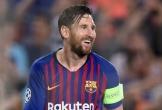 """Messi """"chơi đẹp"""" ở lễ trao giải Cầu thủ xuất sắc nhất FIFA"""