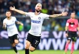 Bị công nghệ VAR từ chối 2 bàn, Inter thắng nghẹt thở ở phút 94
