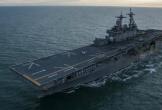 Trung Quốc không cho tàu chiến Mỹ thăm Hồng Kông