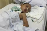 Bé trai 10 tuổi gặp nạn, nguy cơ sống thực vật cả đời