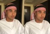 Clip: Đức Huy bất ngờ hóa thân thành Hoàng tử Ả rập khi vừa
