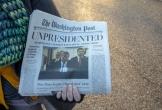 Washington xôn xao vì tin giả Tổng thống Trump từ chức