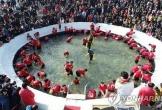 Tưng bừng lễ hội băng Hwacheon Sancheoneo